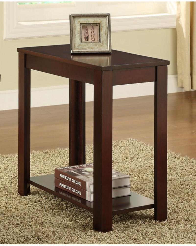 Chairside Table, Espresso