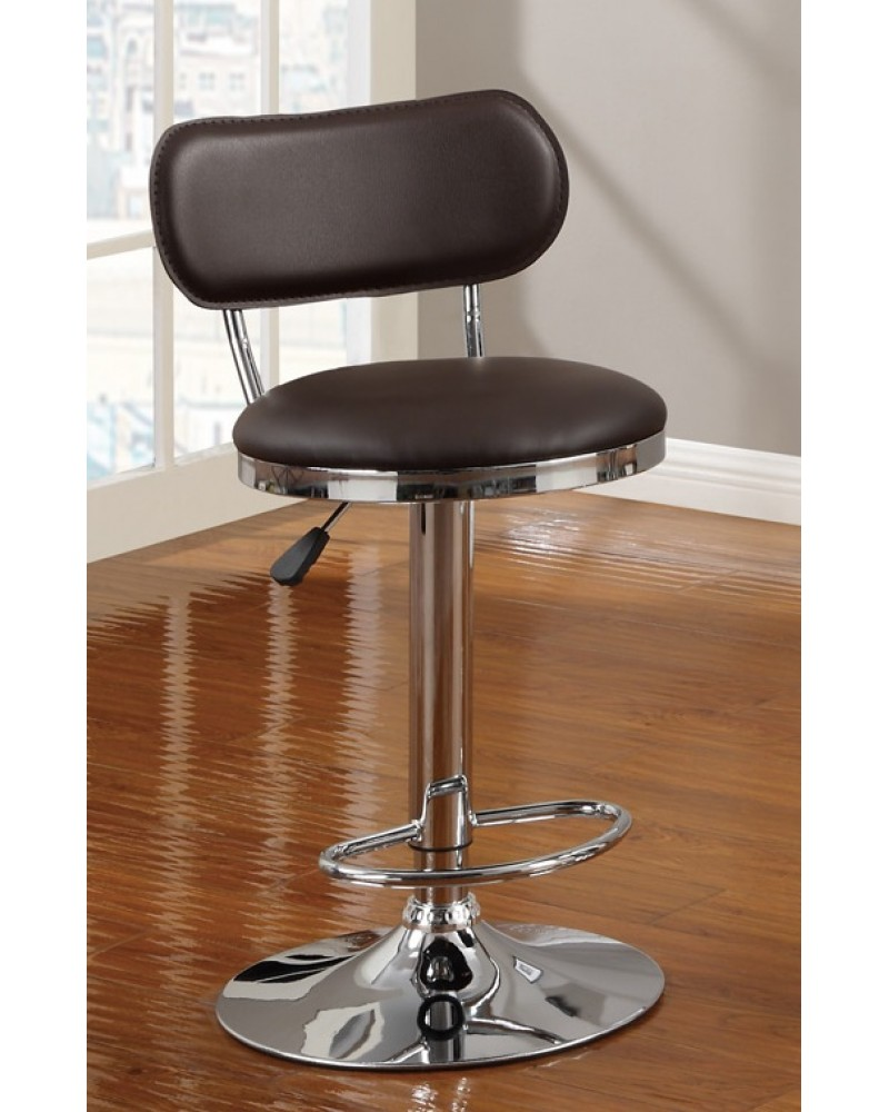 Mid Back Swivel Barstool