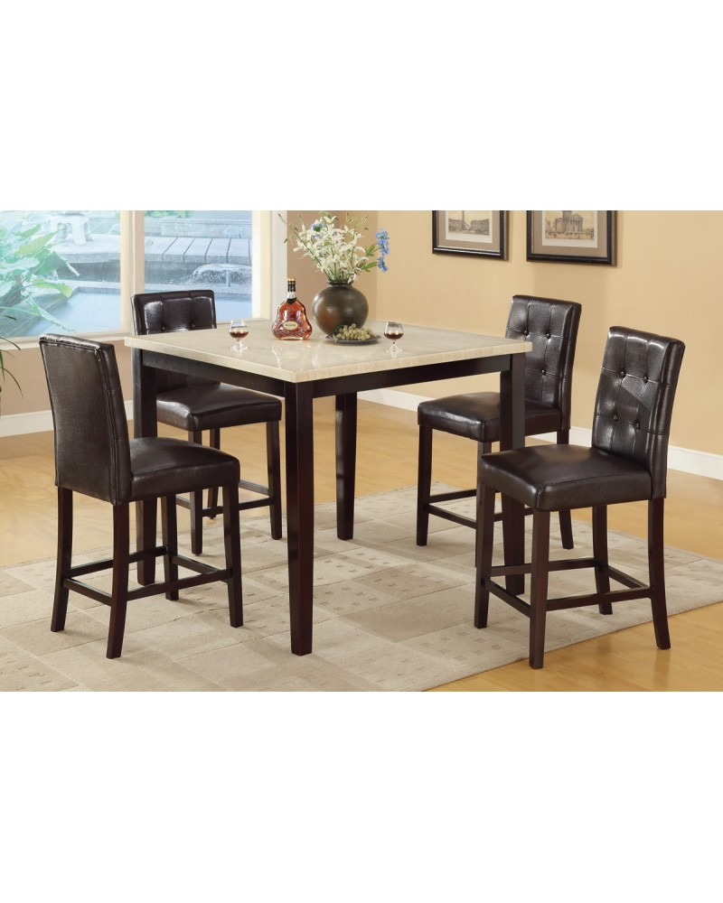 Counter Height Diningroom Table