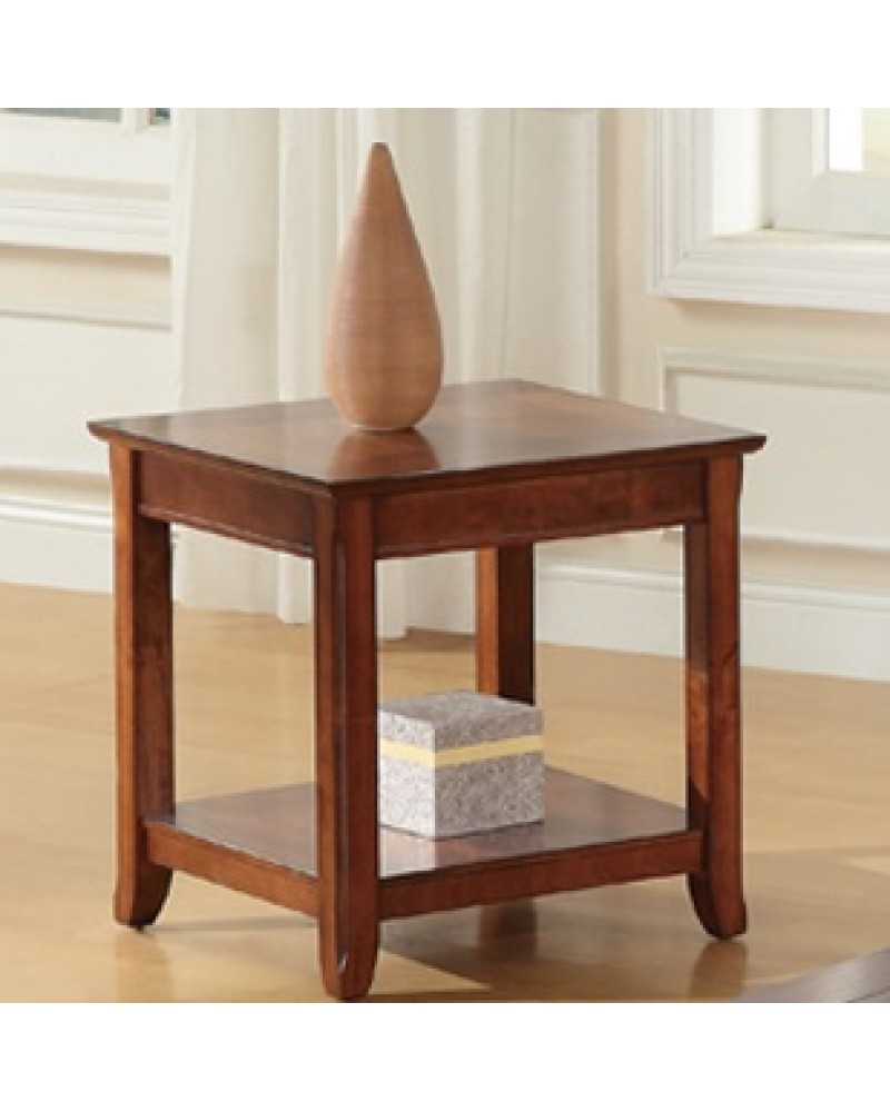 Coffee Table with Hidden Storage and Matching End Table and Console End Table