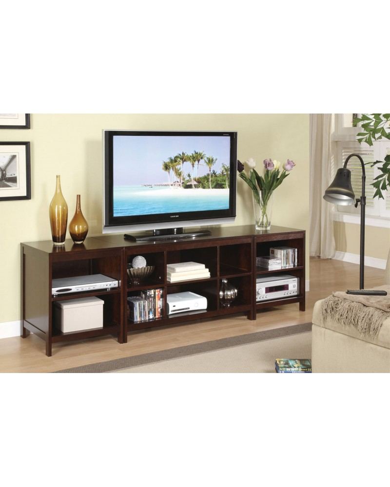 Modular TV Stand with Storage