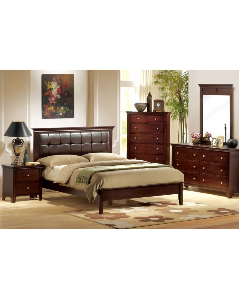 Bedroom Furniture Set, Queen or Full Full Size Bedframe