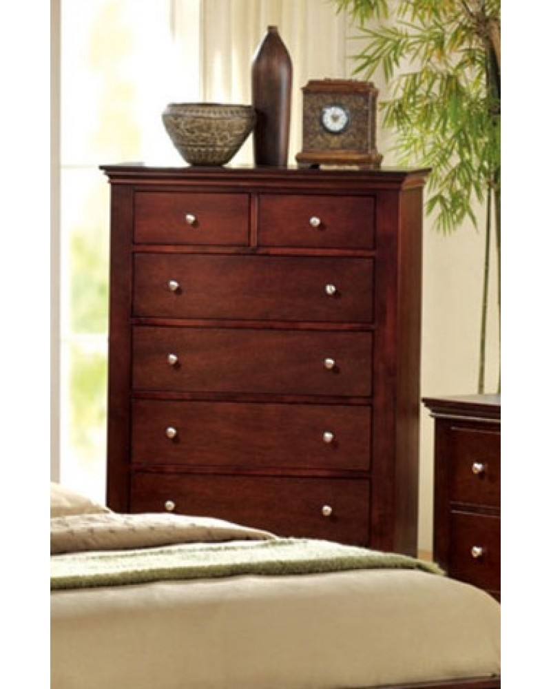 Bedroom Furniture Set, Queen or Full Chest of Drawers