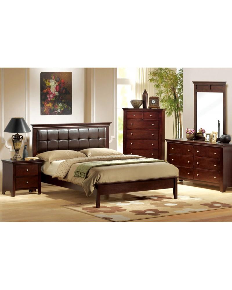 Bedroom Furniture Set, Queen or Full Queen Size Bedframe