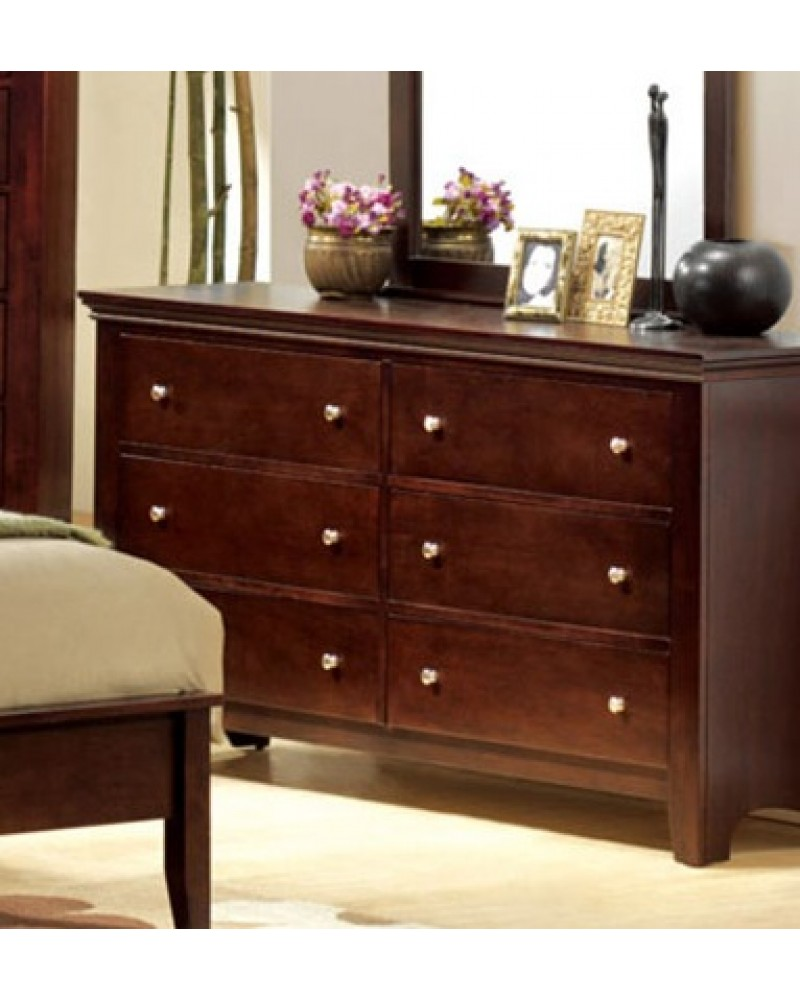 Bedroom Furniture Set, Queen or Full Dresser