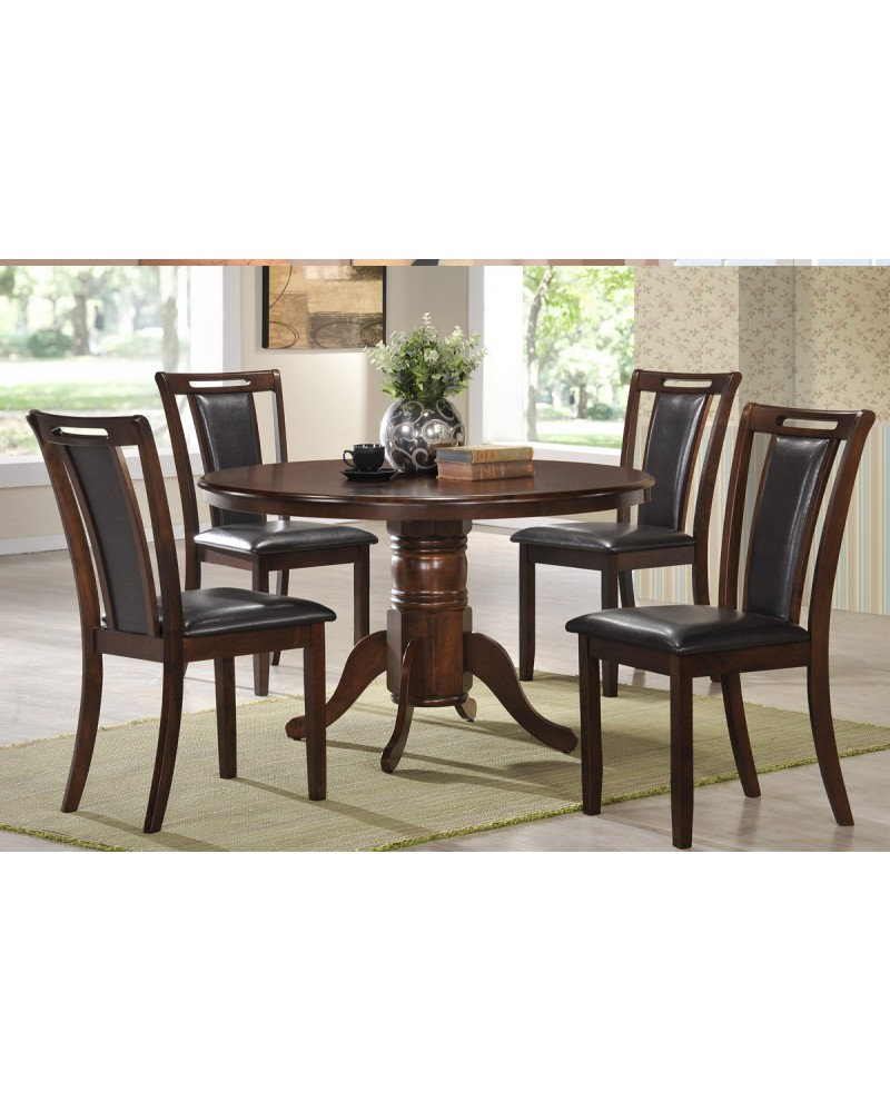 6 piece Dining Table Set Dining Chairs (optional)