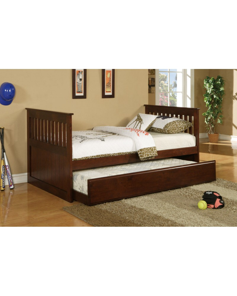F9052 Cherry Trundle Bed