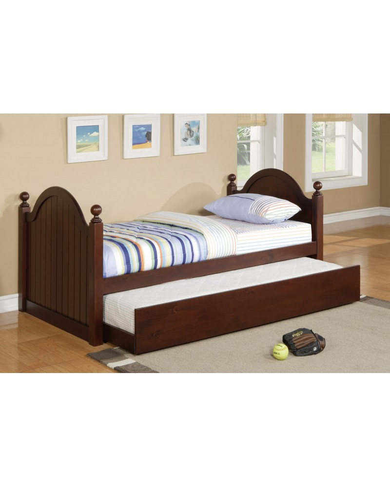 F9056 Cherry Trundle Bed