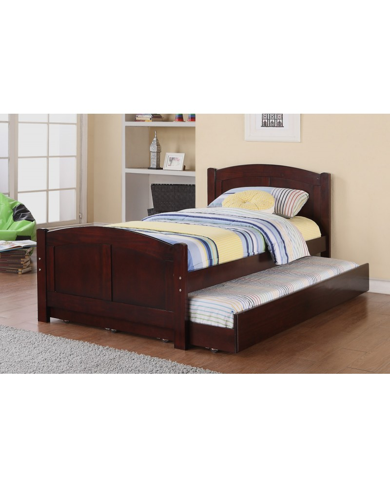 F9217 Cherry Trundle Bed