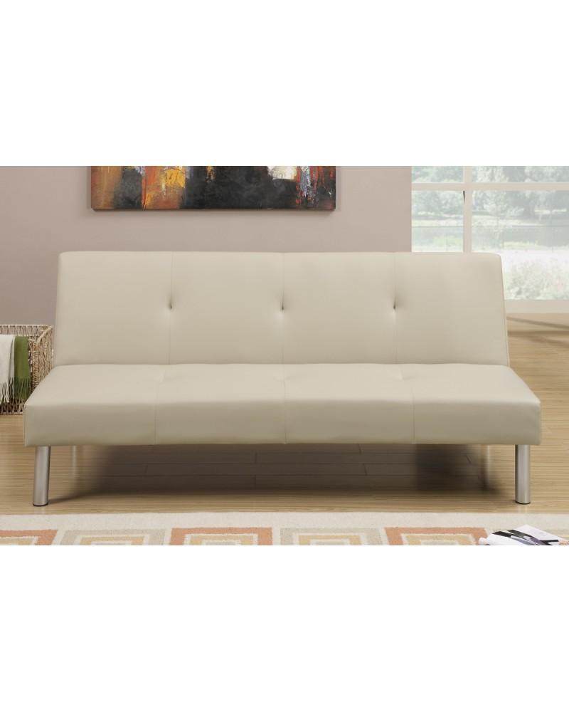 Hazelnut Adjustable Sofa by Poundex - F7004