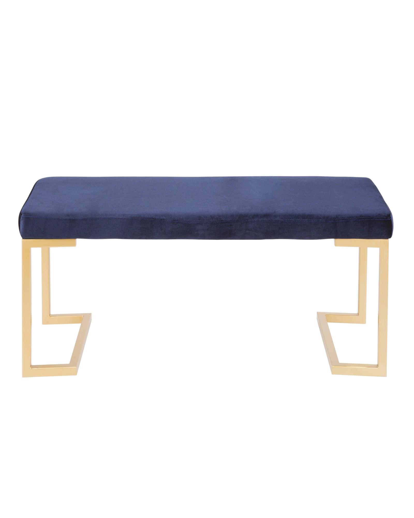 Incredible Midas Bench Midas Contemporary Glam Entryway Dining Bench Dailytribune Chair Design For Home Dailytribuneorg