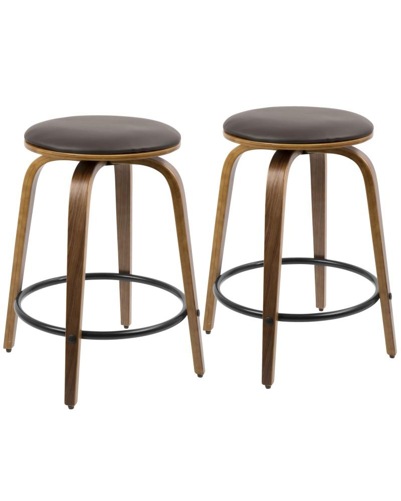 Terrific Porto Counter Stools Porto Mid Century Modern Counter Pdpeps Interior Chair Design Pdpepsorg